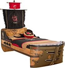 pirate bed twin