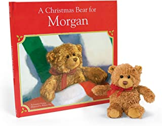 Personalized Letter from Santa and Christmas Story Book with Bear
