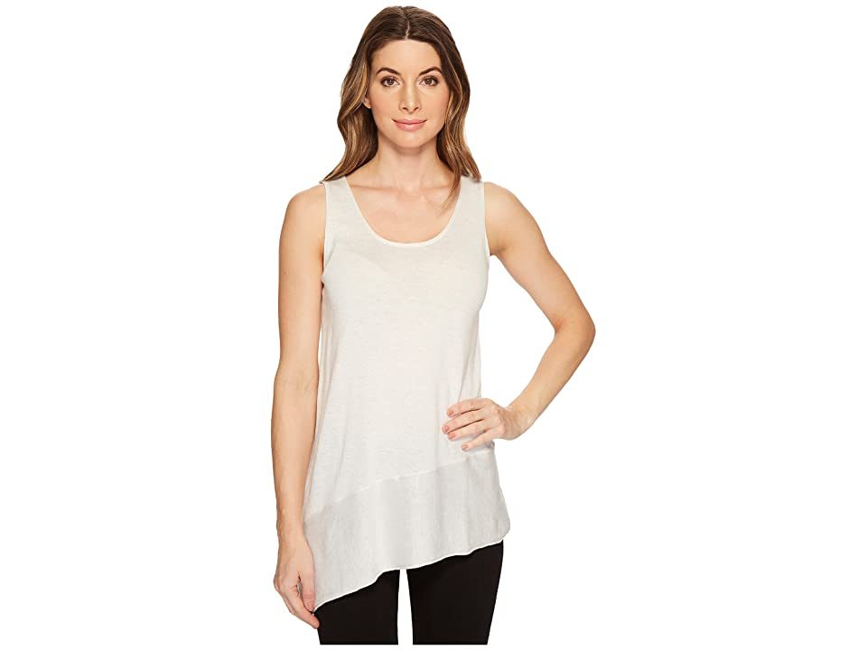 NIC+ZOE Traveler Tank Top (Putty Mix) Women