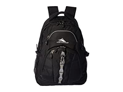 High Sierra Access II Backpack (Black) Backpack Bags