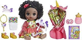 Baby Alive Once Upon a Baby: Forest Tales Forest Mia (Black Curly Hair)