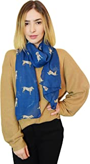 Best dog print infinity scarf Reviews
