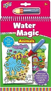 Galt Water Magic Animals - 6 Reusable Designs,Craft