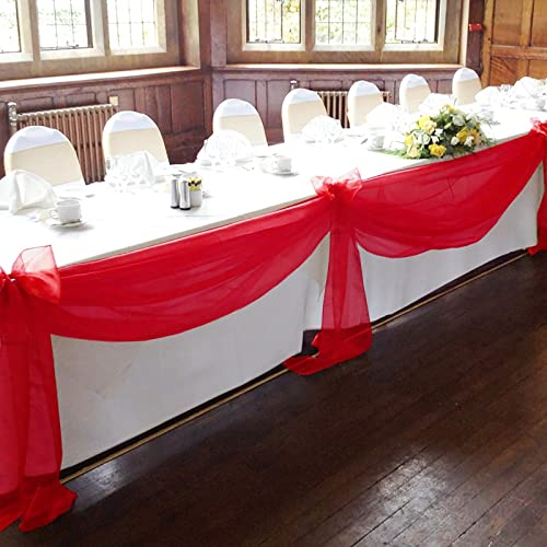 Red Wedding Decorations For Reception Amazon Co Uk
