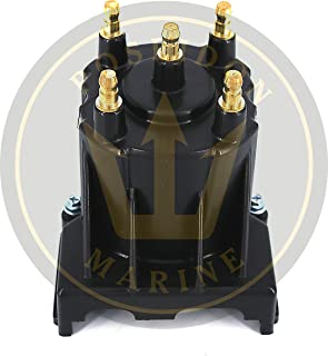 Poseidon Marine Distributor Cap Delco 4-cyl. for Volvo Penta 3854260 and MerCruiser 811635T3