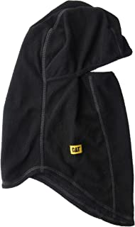 Men's Fleece Balaclava, Black, One