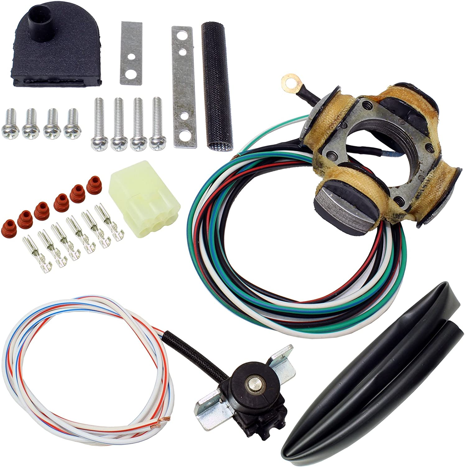 Caltric compatible with Stator Yamaha Product Yz125 Yz 2006 125 Special price for a limited time 2007 200