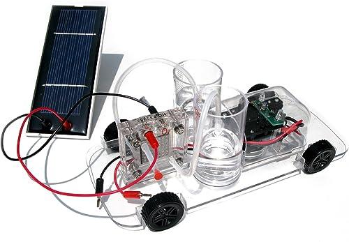 Horizon-C7111 CEBEK Kit Fuel Cell Car Science Gelb (C7111)