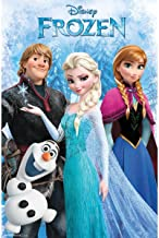 Trends International RP13539 Frozen Group Poster, 22 by 34-Inch
