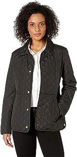 Women's Blazer Quilt with Waist Detail