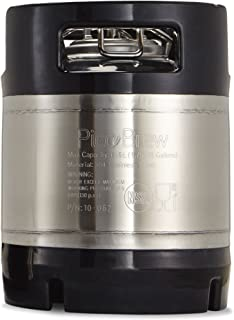 PicoBrew KEG1GFRM Brewing Keg, Silver