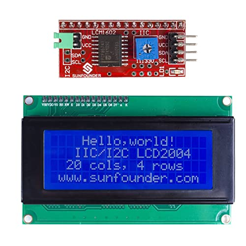 LCD Screen Arduino: Amazon com