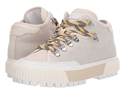 rag & bone RB Army Hiker Low Sneaker Boots (Ecru) Women