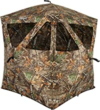 Ameristep Care Taker Kick Out Pop-Up Ground Blind, Premium Hunting Blind