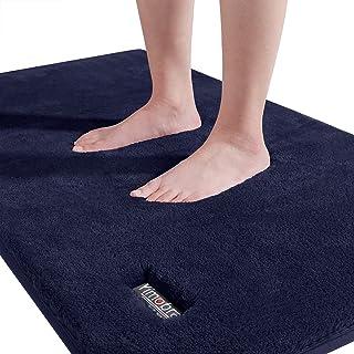 Yimobra Premium Microfiber Luxury Bath Rugs Water Absorbent Plush Bath Mat, 44.1 x 24 Inch, Incredibly Soft, Extra Thick, ...