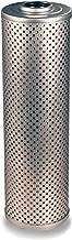 Schroeder CC10 Hydraulic Filter Cartridge for DF40, E-Media, Cellulose, Removes Rust, Metallic Debris, Fibers, Dirt; 9.5