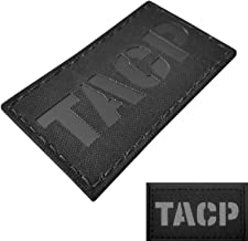 Blackout TACP Tactical Air Control Party Air Support AFSOC AFSC 1C4X1 Infrared IR Hook-and-Loop Patch