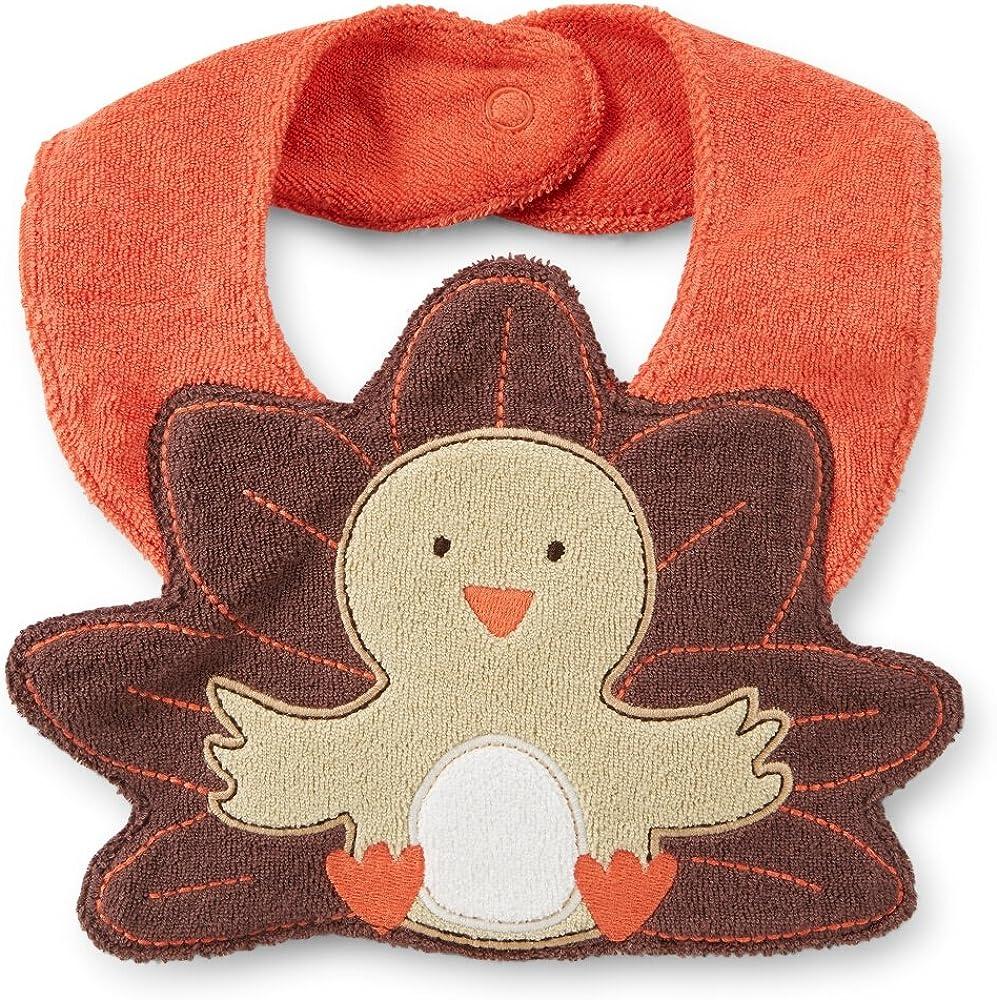Thanksgiving Bib Personalized Baby Bib Cute Bib Custom Bib First Thanksgiving Bib Fall Bib --62095-BIB1-603