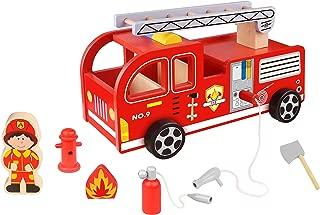 childs fire truck