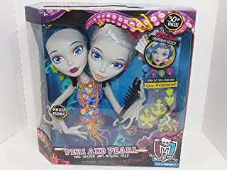 monster high peri and pearl serpentine styling head