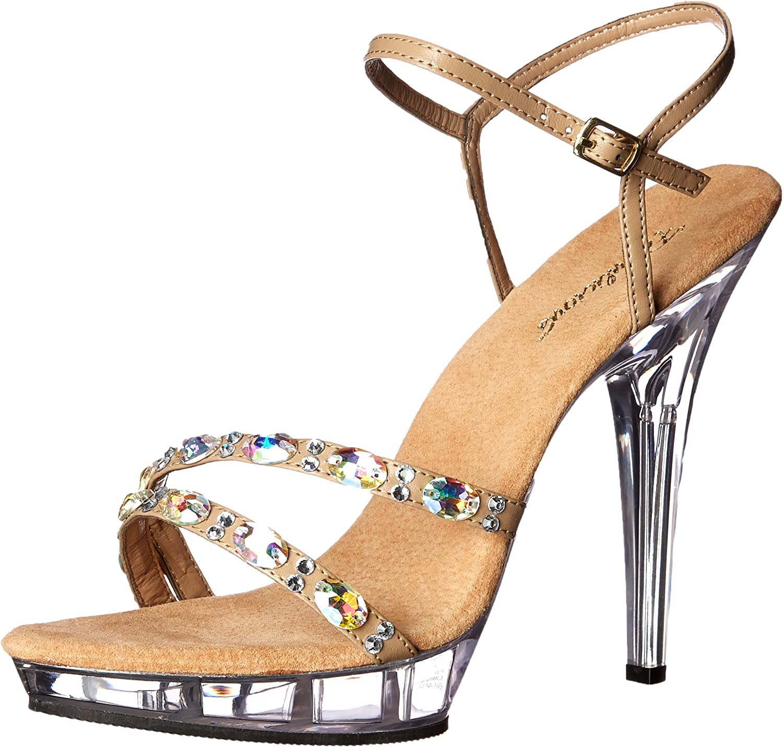 Fabulicious Women's Lip 133 Dress Sandal