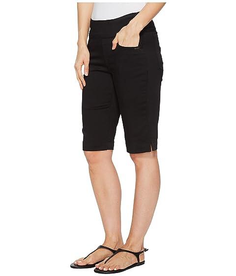 Denim D French Jeans On Ebony Pull FDJ Dressing in Lux Bermuda OqX1xwqtZ