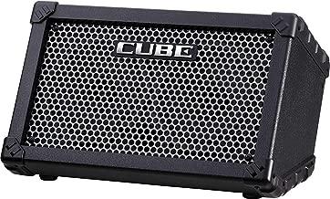 Roland CUBE Street Battery Powered Stereo Guitar Combo Amp Black (Black)