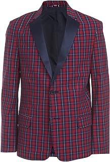 Best red plaid suit jacket Reviews