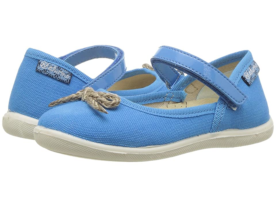 Naturino 8097 SS18 (Toddler/Little Kid/Big Kid) (Bright Blue) Girl