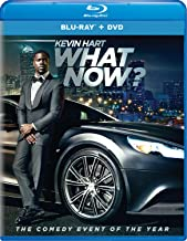 Kevin Hart: What Now? [Blu-ray + DVD]