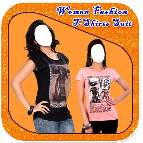 Women Fashion T- Shirts Suit