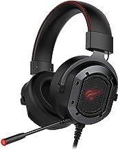 Headphone Fone de Ouvido Havit HV-H2006U, 7.1, Gamer, com Iluminação, com Microfone, Falante 50mm, Plug Estéreo e USB, HAV...