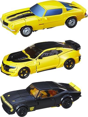 Transformers Bumblebee Evolution 3-Pack (Amazon Exclusive)