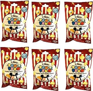 Tsum Tsum Disney Series 9 LOT of 6 Mystery Stack Packs