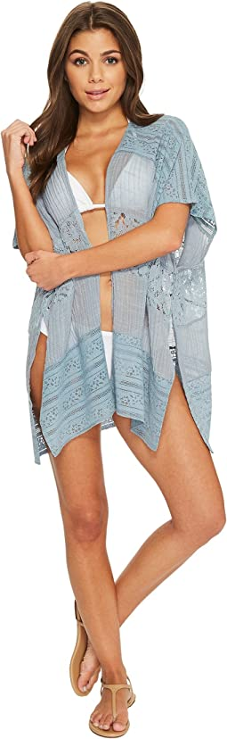 Lace Blocking Cover-Up