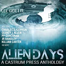 Alien Days Anthology: A Science Fiction Short Story Collection: The Days Series, Book 2