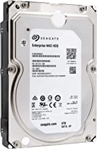 Seagate Enterprise NAS HDD 4 TB 7200 RPM 512e SATA 6Gb/s 128MB Cache 3.5-Inch Internal Hard Disk Drive - ST4000VN0001 (Renewed)