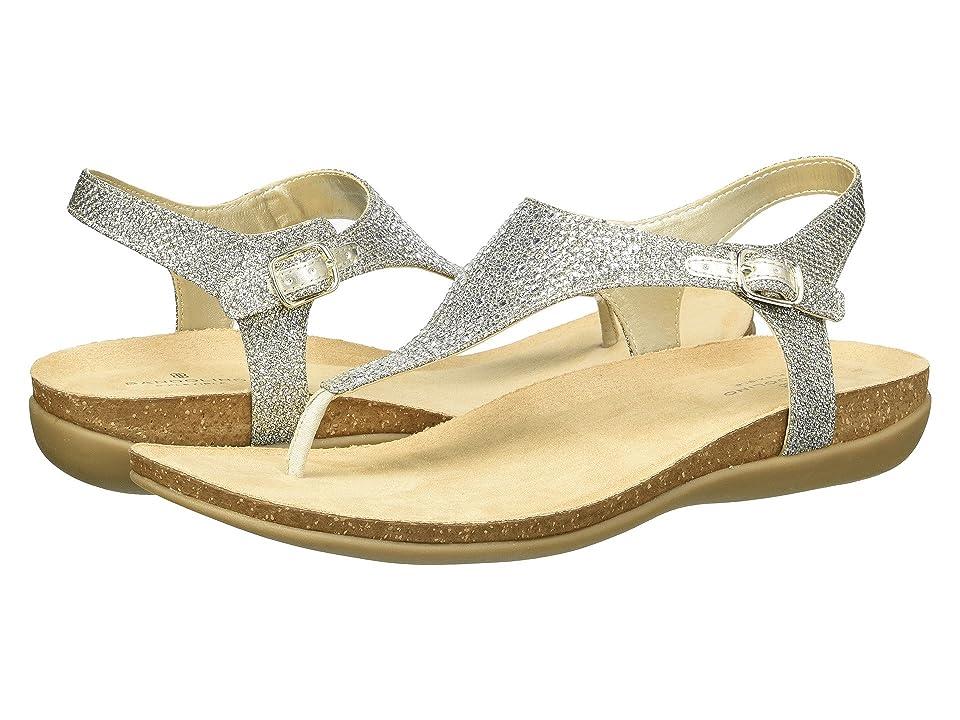 Bandolino Hereby (Gold Glamour Material) Women
