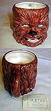 Star Wars ROTJ Chewbacca Ceramic Mug Vintage 1983 Sigma the Tastesetter