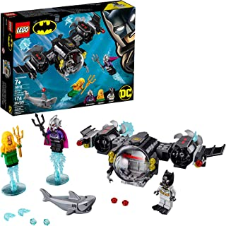 LEGO DC Batman: Batman Batsub and The Underwater Clash...
