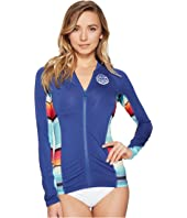 Rip Curl - Wetty UV Tee Front Zip
