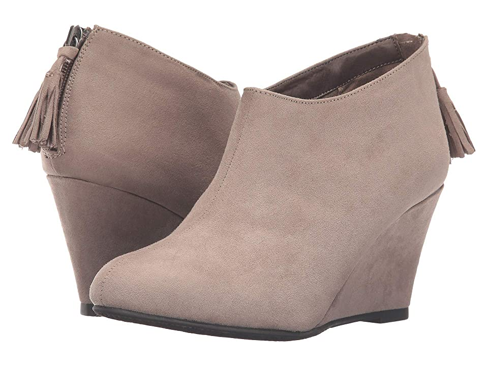 CL By Laundry Via (Dark Taupe Super Suede) Women