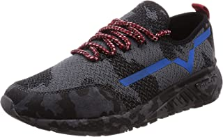 Diesel 男士 SKB S-kby-Camou 运动鞋