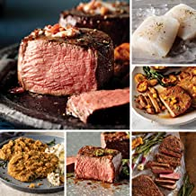 Omaha Steaks Freezer Filler (29-Piece with Filet Mignons, Boneless New York Strips, Top Sirloins, Icelandic Cod, Pork Chops, Chicken Fried Steaks, Steak Burgers, Jumbo Franks, and Steakhouse Fries)