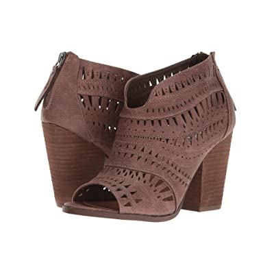 Not Rated Groove Thang (Taupe) High Heels