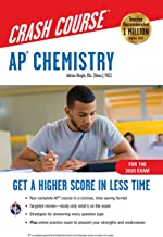 AP® Chemistry Crash Course, For the 2020 Exam, Book + Online: Get a Higher Score in Less Time (Advanced Placement (AP) Crash Course) PDF
