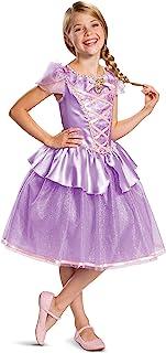 Disney Princess Rapunzel Classic Girls' Costume, Purple