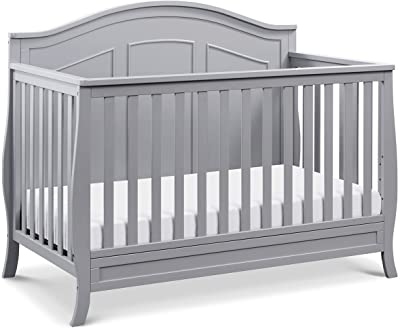 DaVinci Emmett 4-in-1 Convertible Crib, Grey