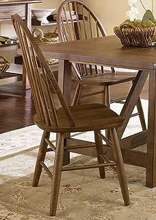Liberty Furniture Farmhouse Windsor Back Side Chair