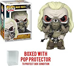Funko Pop! Movies: Mad Max Fury Road - Immortan Joe Vinyl Figure (Bundled with Pop BOX PROTECTOR CASE)
